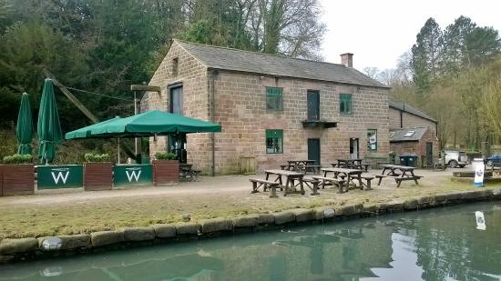 Wheatcroft's Wharf Cafe