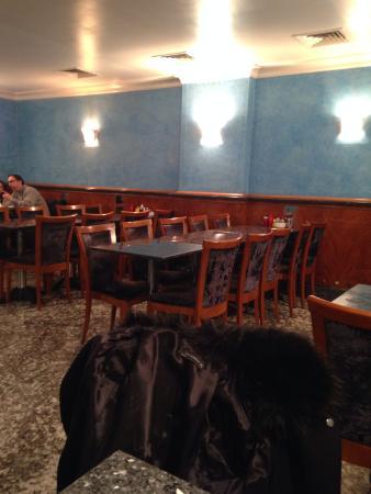 Reubens: The Drab surroundings!