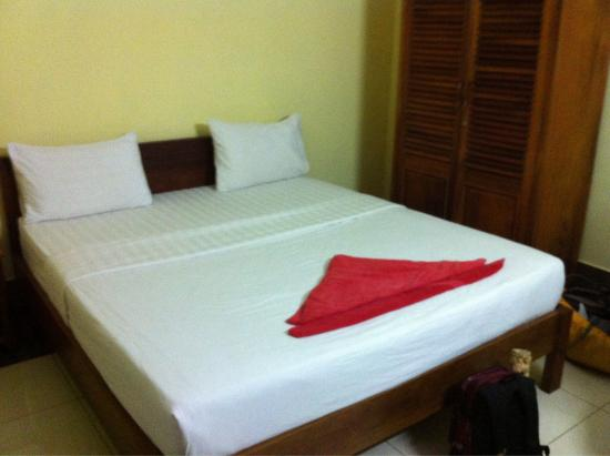 Siem Reap Rooms Guesthouse: Quarto