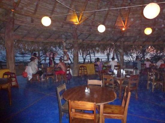 Hotel Playa Negra: What an ambiance!