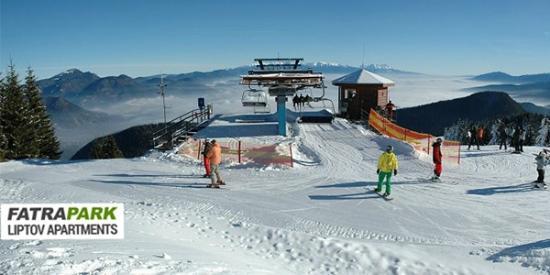Fatrapark 2 Apartment House: Malinô Brdo Ružomberok - Ski Resort
