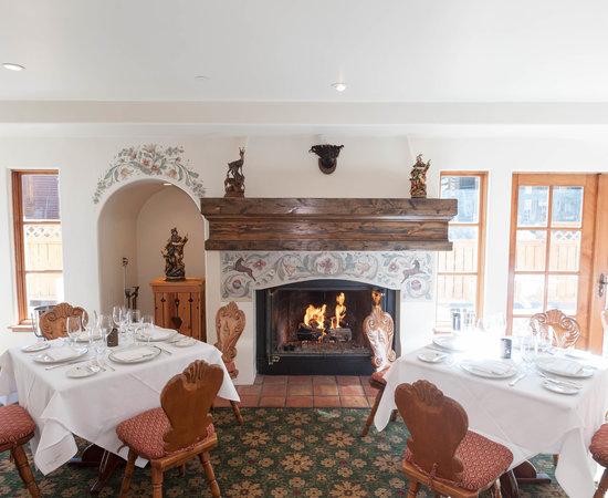 Goldener Hirsch Restaurant Park City Utah