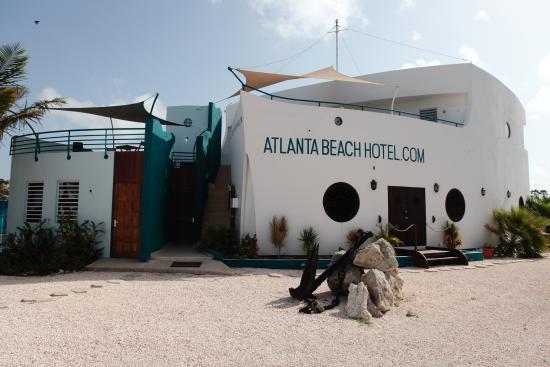 Atlanta Beach Hotel Front