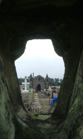 Tayabas City, ฟิลิปปินส์: old cemetery of tayabas