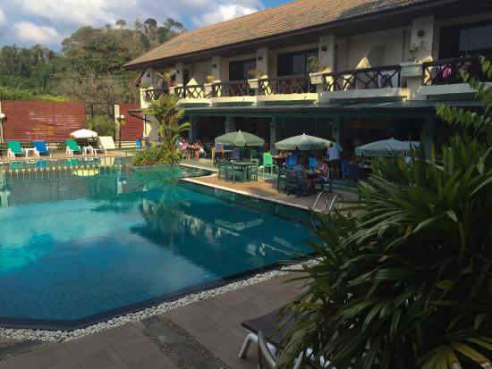 Anyavee Ban Ao Nang Resort: Snart frukost