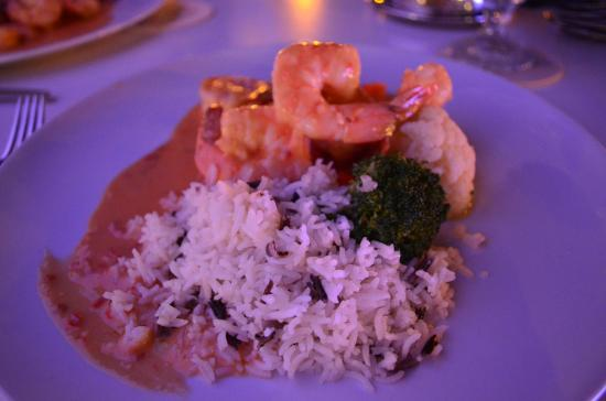 Elements Restaurant : Spicy Shrimp