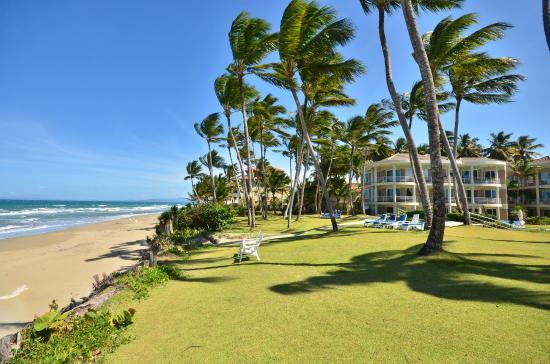 Cabarete East Beachfront Resort: Beachside