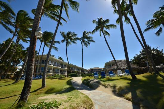 Cabarete East Beachfront Resort: Beach Path to Resort