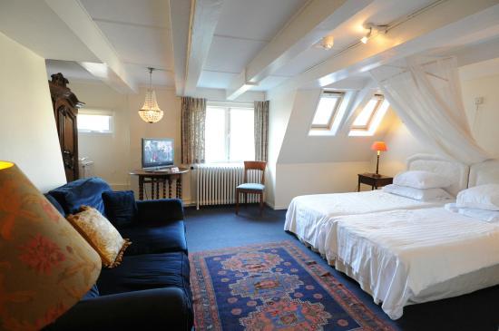 De Leydsche Hof: hotelroom