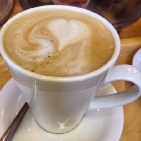 Havly Cafe: Latte