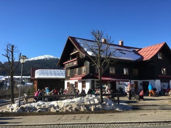 Riezlern Restaurant