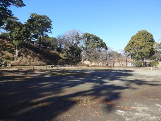 Odawara Castle History Museum: Castle History museum area
