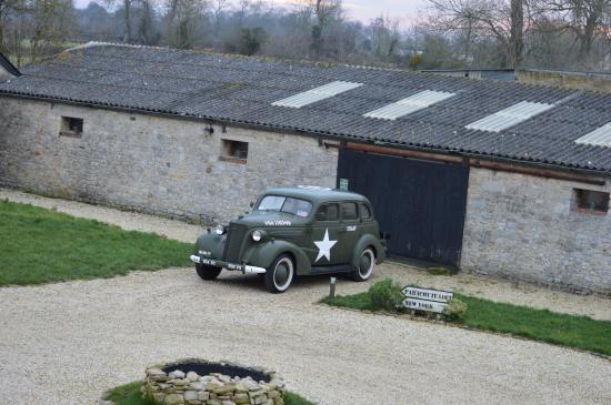 Spirit Of 1944 : the car