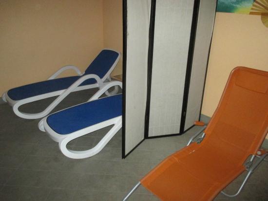 Ziegenrück, Tyskland: Wellnessbereich