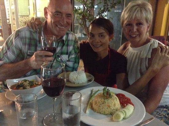 Harry's Pizzeria and Restaurant : An enjoyable evening