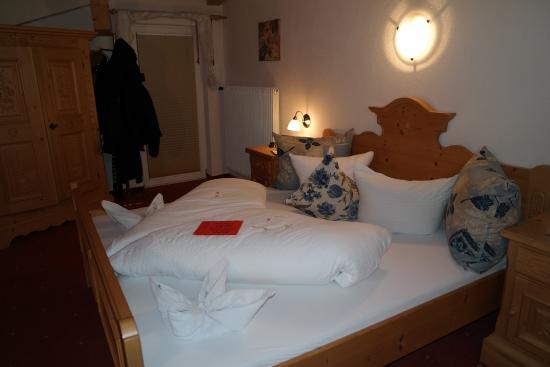 Fliess, Østrig: Doppelzimmer