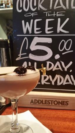 Craft Bar at The Salisbury Arms : Black Forest Flip