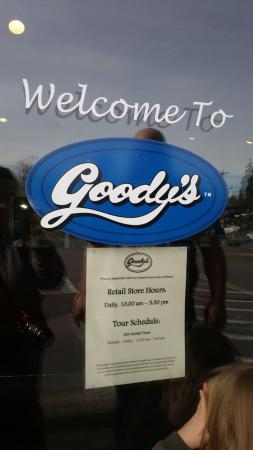 Goody's Chocolate and Ice Cream Factory
