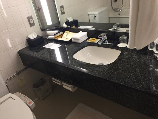 洗面所も綺麗