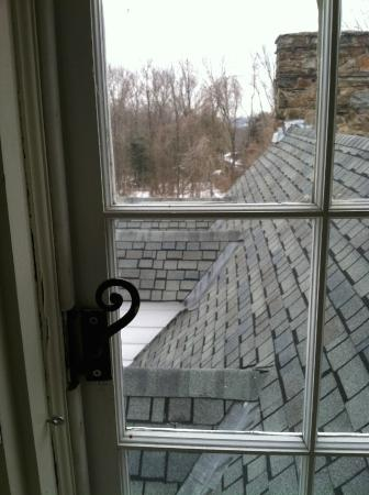 Chimney Hill Estate & Ol' Barn Inn : view from Vincent's Hideaway