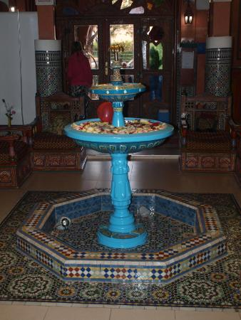 Moroccan House Hotel: hall
