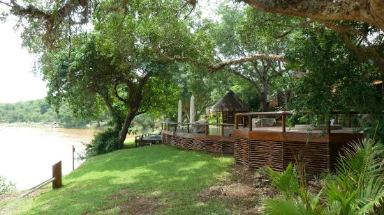 Naledi Bushcamp and Enkoveni Camp: Room with a view