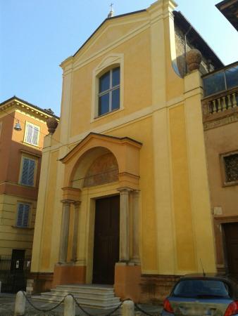 Chiesa Santa Maria delle Asse
