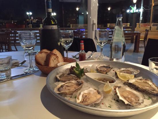 Paulus Kitchen : Fresh as the sea