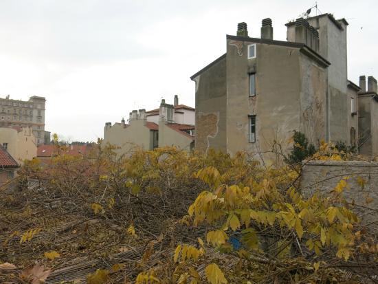 Citta Vecchia (Old City): Tonalidades cor terra na CittaVecchia