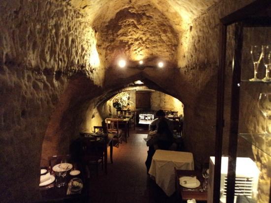 La sala principale picture of antica osteria da divo siena tripadvisor - Ristorante da divo siena ...