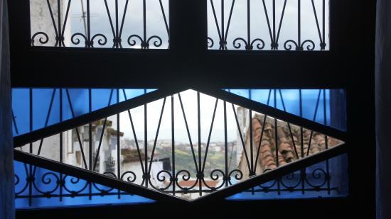 Lina Ryad & Spa : the ground floor windows