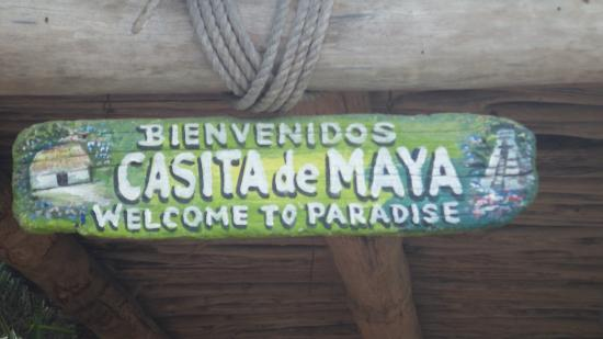 Casita de Maya : Welcome to Paradise