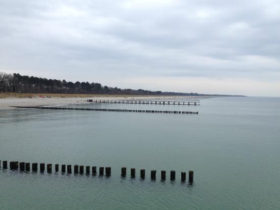 Steigenberger Strandhotel und Spa: Strand