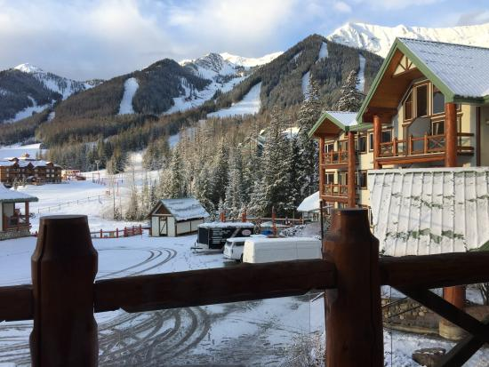 Fernie Alpine Resort : Gorgeous Mountain