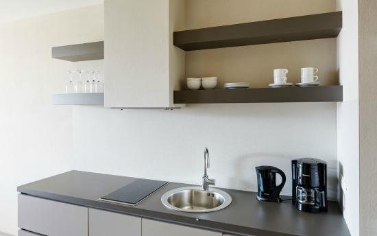Designküche designküche in ferienwohnung schenna goyenhof picture of