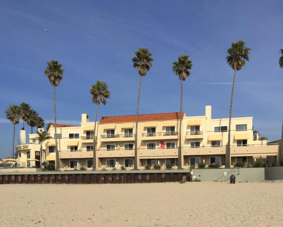 Sandcastle Hotel On The Beach Inn