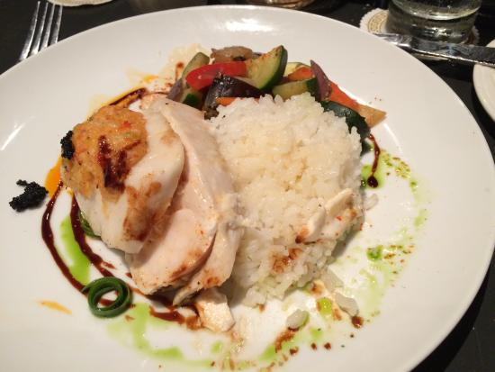 Kono's on the Green : catch of the day - some sort of butterfish