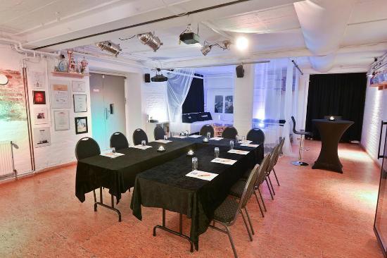 Neuberg, Alemania: Seminarbestuhlung