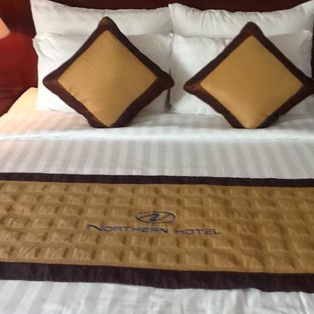 Northern Hotel Saigon: beautiful spacious rooms