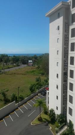 Jaco Bay Resort Condominium: Vista desde la habitación