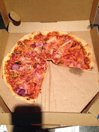 Pizza Hut For Future Dominos Pizza Haywards Heath