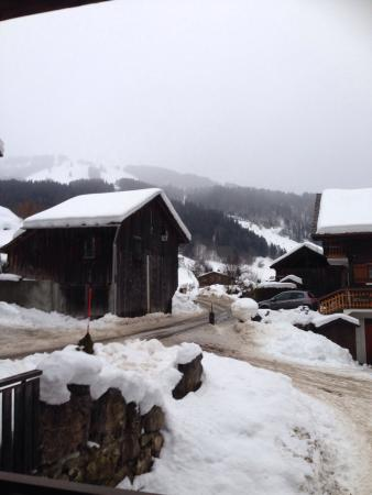 More Mountain - Chalet Robin: View from chalet