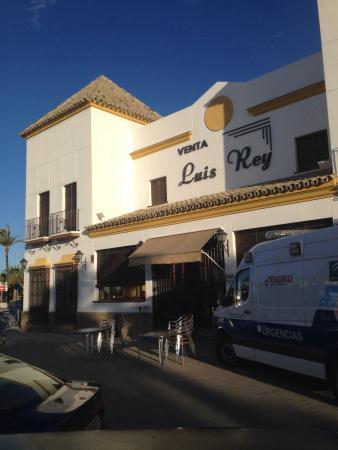 Venta luis rey lebrija fotos n mero de tel fono y restaurante opiniones tripadvisor - Hotel en lebrija ...