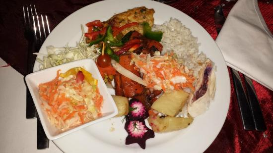 Valentine S Day Themed Food Picture Of Jaz Belvedere Sharm El
