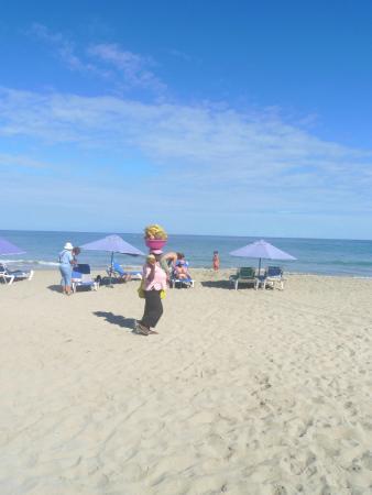 Hotel Kaoba: пляж