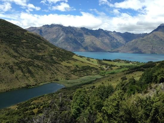 Alpine Adventures: A view on one of Mark's Hikes