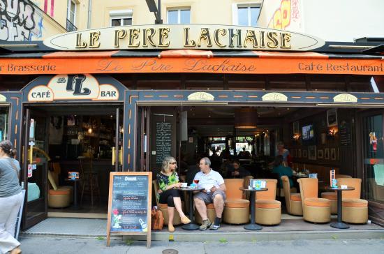 Brasserie Le Pere Lachaise