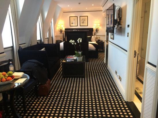 food picture of hotel 41 london tripadvisor. Black Bedroom Furniture Sets. Home Design Ideas