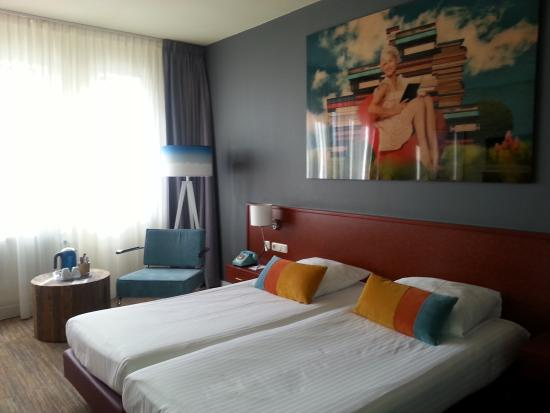 Golden Tulip Alkmaar: kamer
