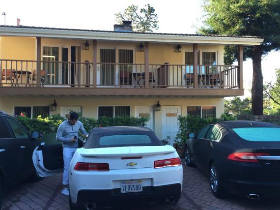 Vendange Carmel Inn & Suites: Imagem dos quartos